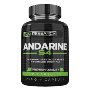 Andarine S4 - Improve lean body mass descrease body fat