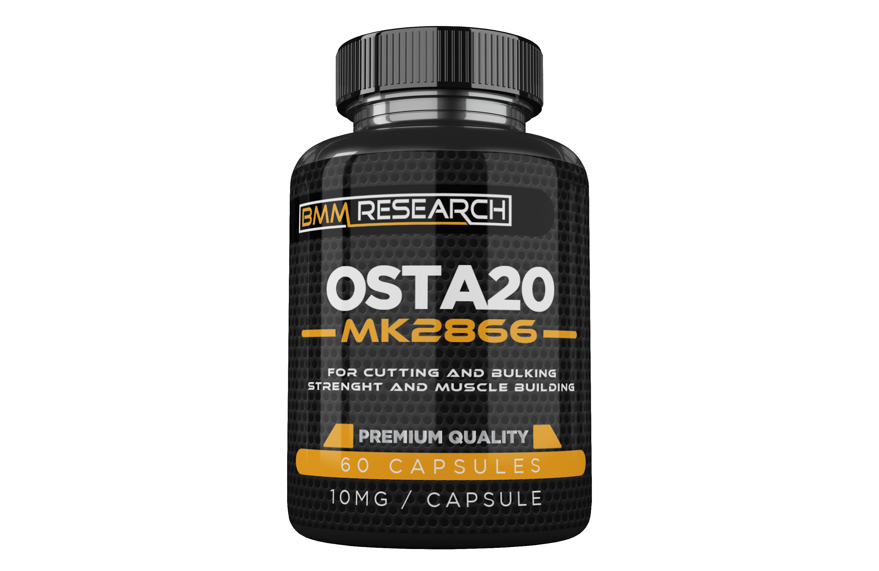 Ostarine MK2866 - For cutting and bulking strenght and muscle building