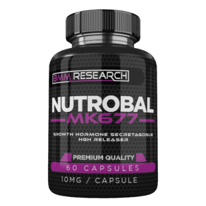 NUTROBAL MK-677 - Growth hormone secretagogue gigh releaser